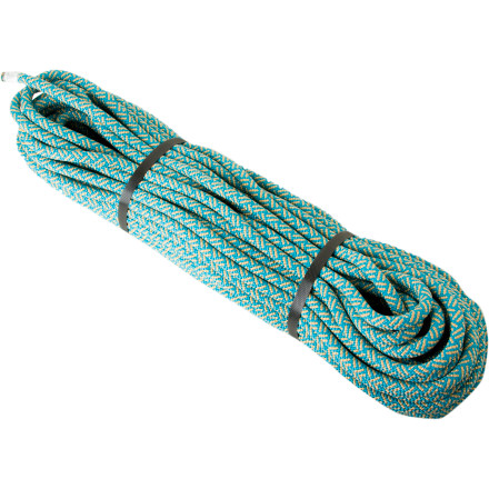 photo: Edelweiss Geos 10.5mm dynamic rope