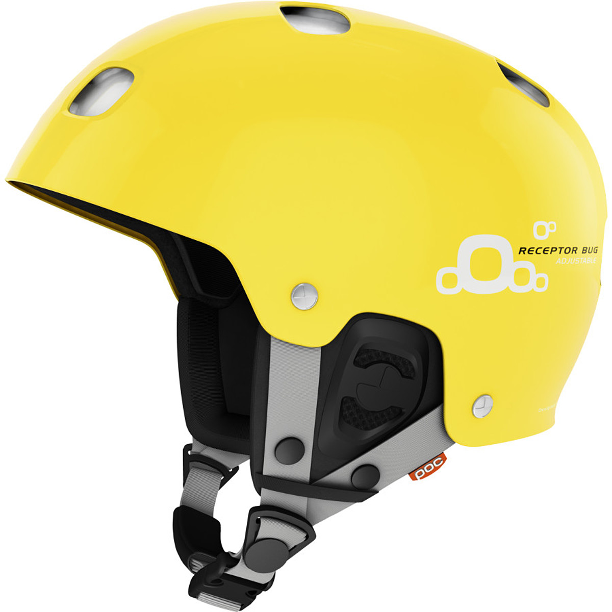 photo: POC Receptor Bug Adjustable Helmet snowsport helmet
