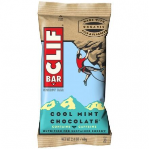 photo: Clif Cool Mint Chocolate Bar
