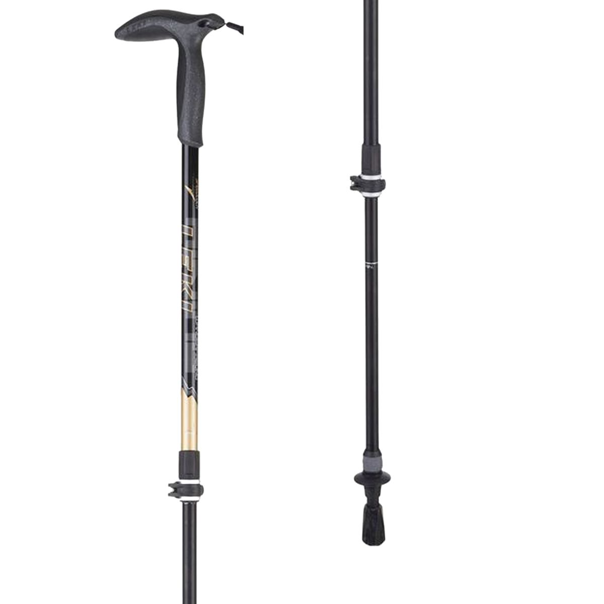 photo: Leki Wanderfreund Antishock hiking staff