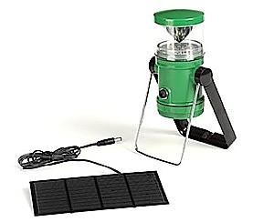 photo: PiSAT Solar K-Light Solar Lantern battery-powered lantern