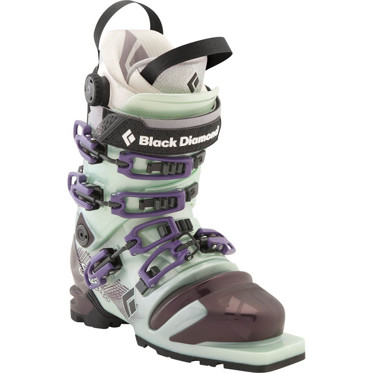 photo: Black Diamond Stiletto telemark boot