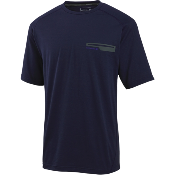 photo: Merrell Geo S/S Tee short sleeve performance top