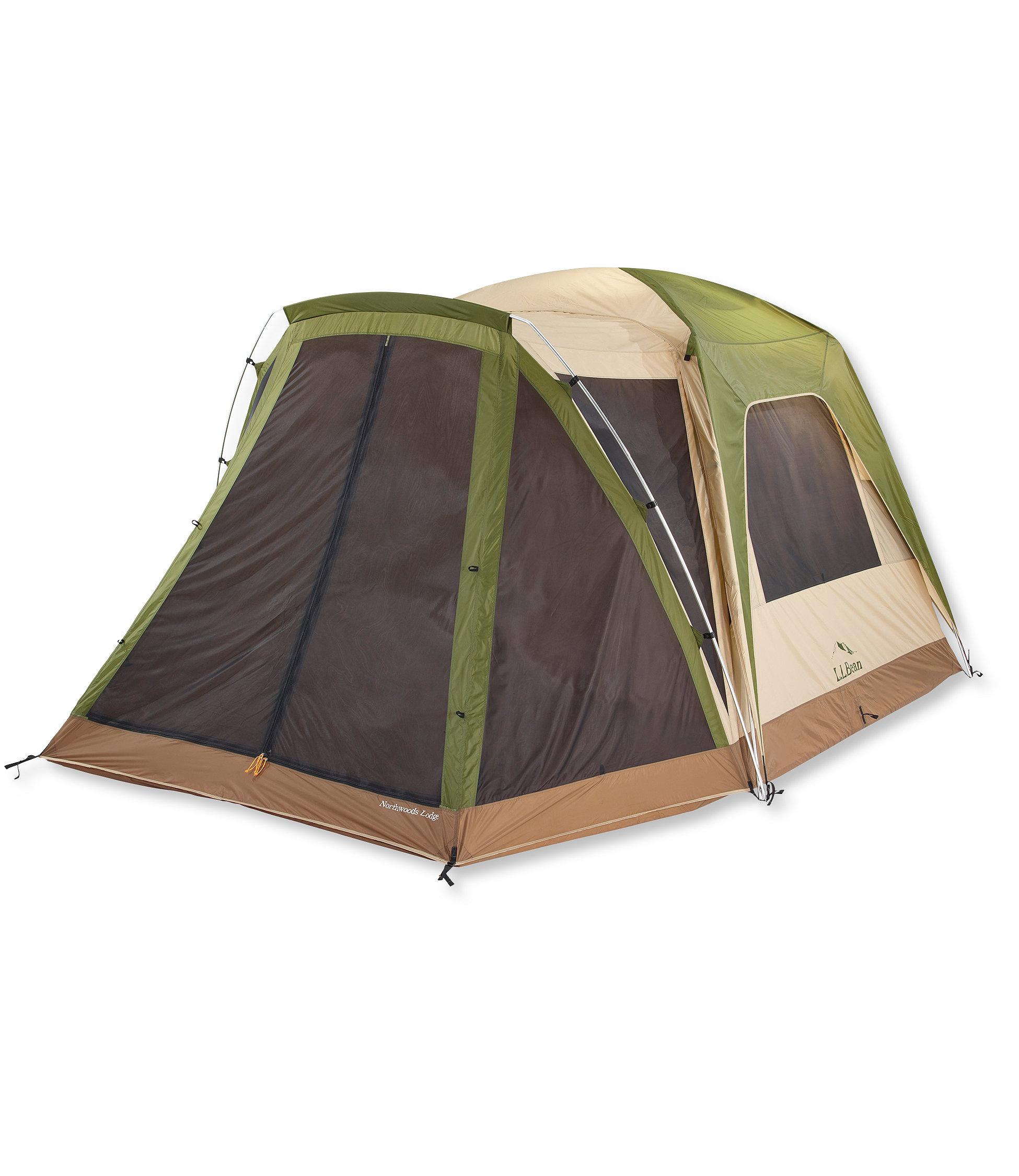 L.L.Bean Northwoods 6-Person Cabin Tent