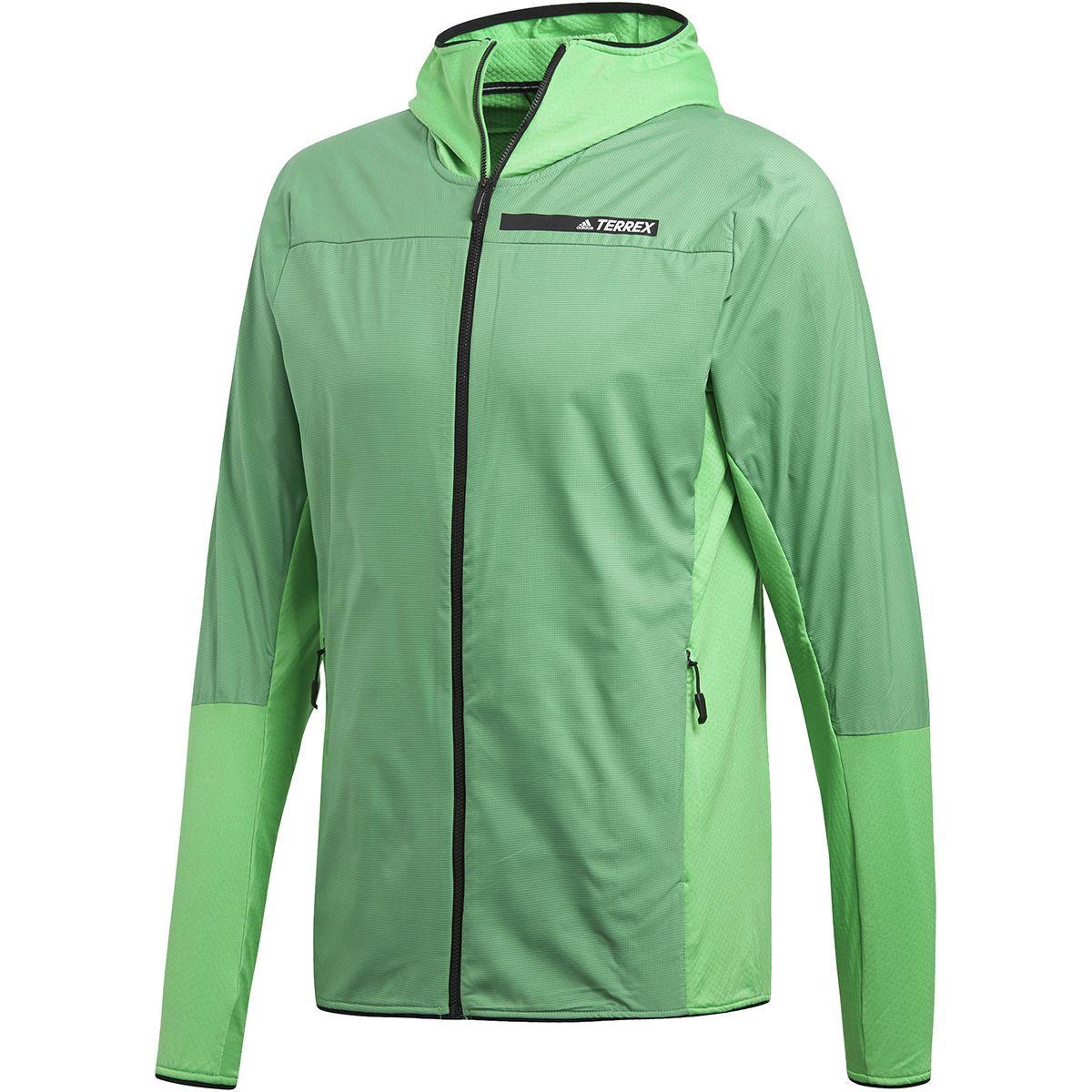 photo: Adidas Terrex Skyclimb Fleece Jacket fleece jacket