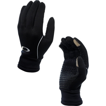 photo: Oakley Midweight Glove fleece glove/mitten