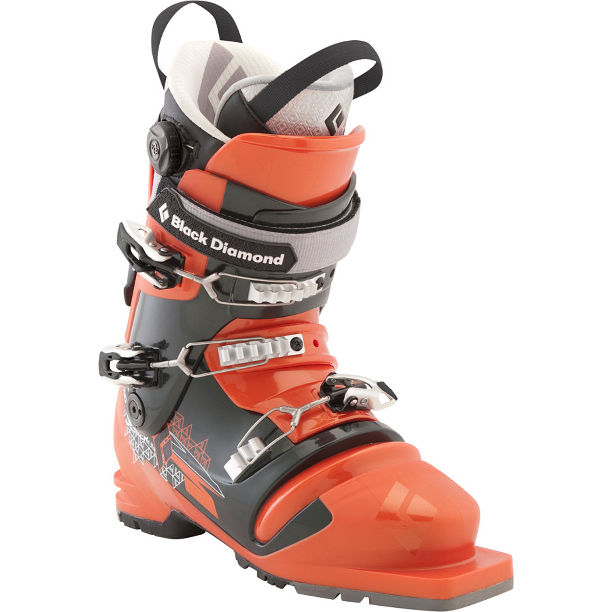 photo: Black Diamond Seeker telemark boot