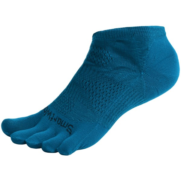 photo: Smartwool Toe Sock Micro running sock