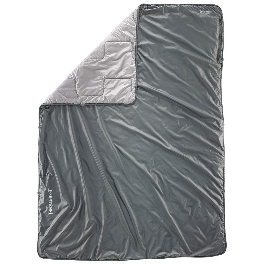 photo: Therm-a-Rest Stellar Blanket top quilt