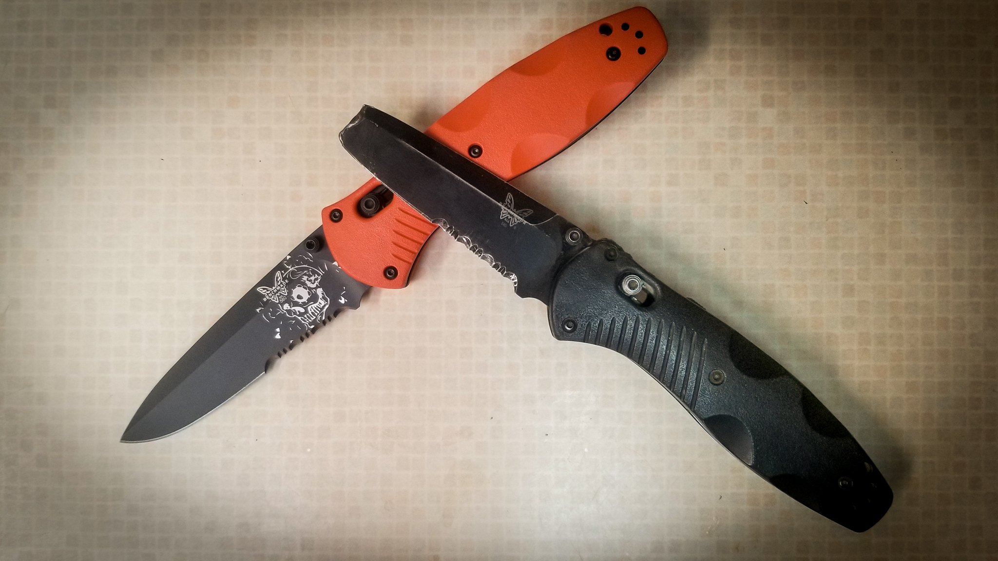 Benchmade Barrage Family