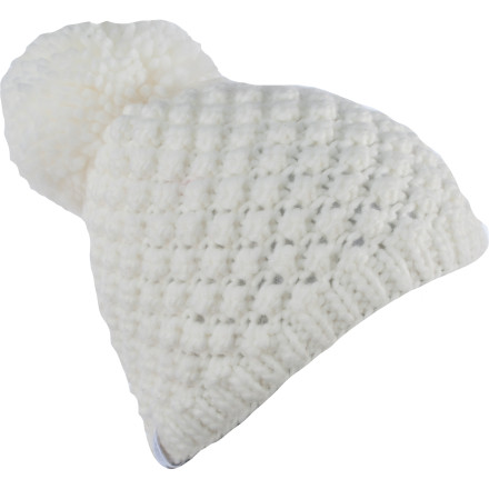 photo: Spyder Brrr Berry Hat winter hat