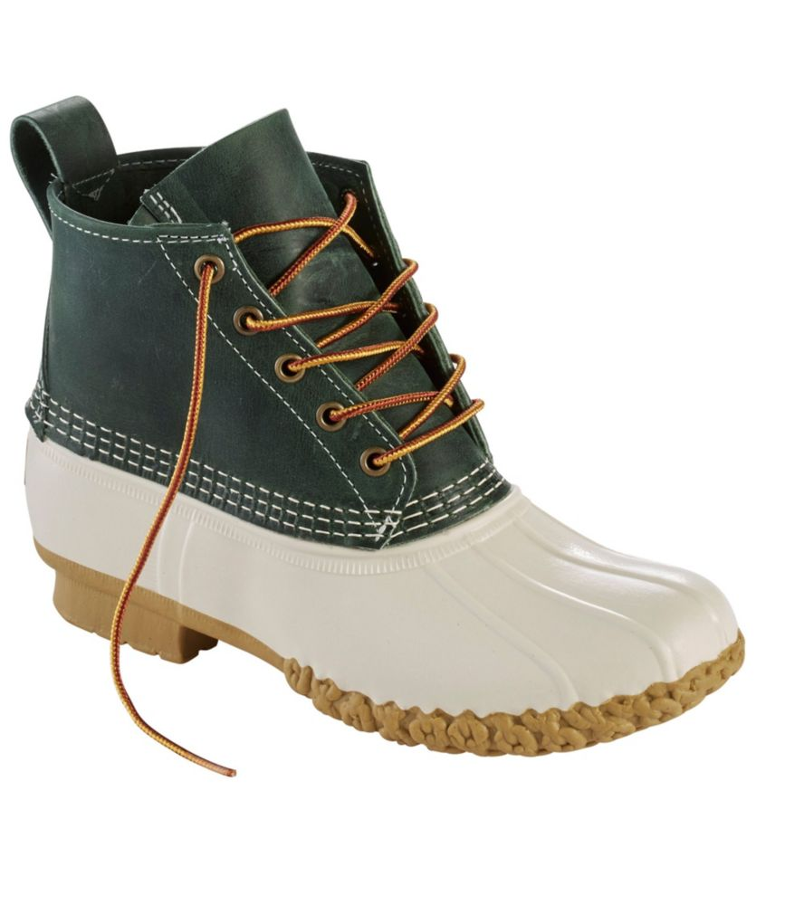 "photo: L.L.Bean Women's Bean Boots, 6"" winter boot"