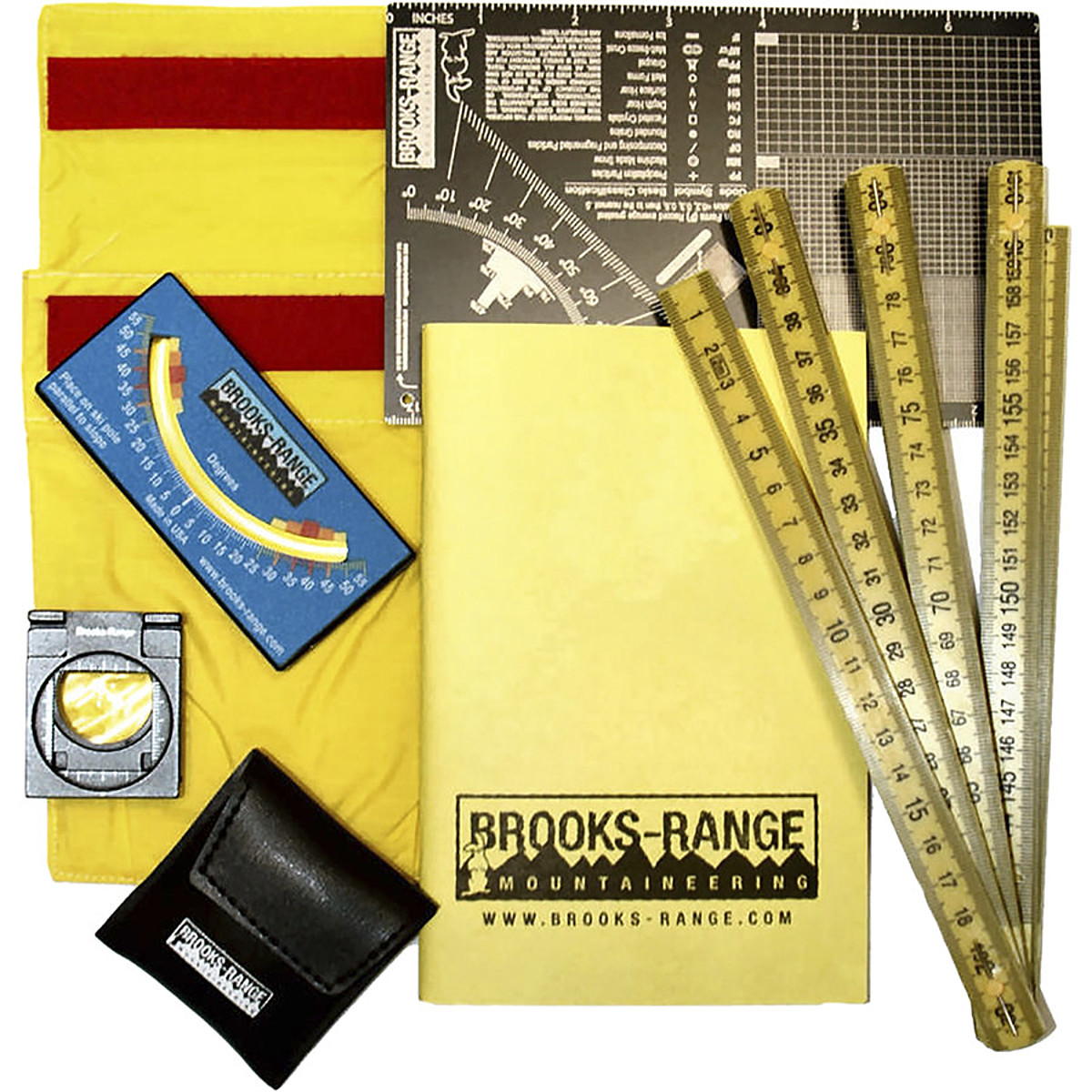 Brooks-Range Basic Snow Study Kit