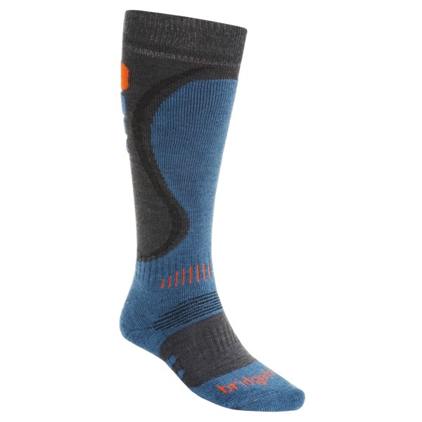 photo: Bridgedale Snowboard snowsport sock