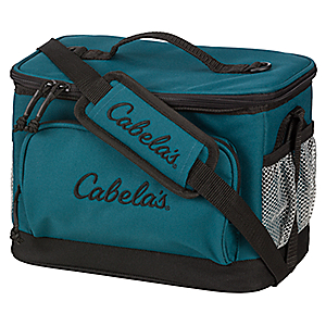 Cabela's 12-Can Soft-Sided Cooler - Gray