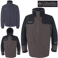 Columbia Double Whammy Parka