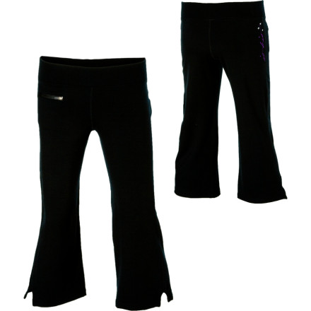 photo: I/O Merino Signature Capri performance pant/tight