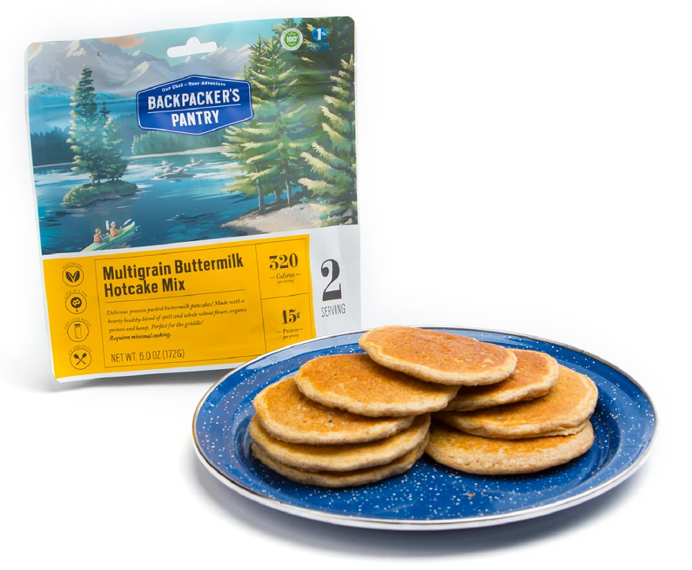 Backpacker's Pantry Multigrain Buttermilk Hotcakes