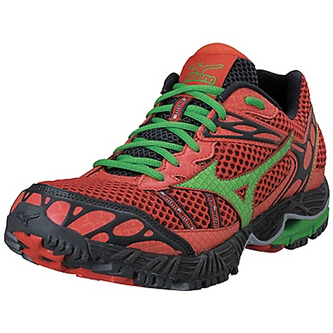photo: Mizuno Men's Wave Ascend 7 trail running shoe
