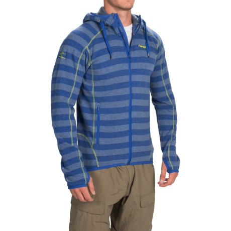 photo: Bergans Humle Jacket wool jacket