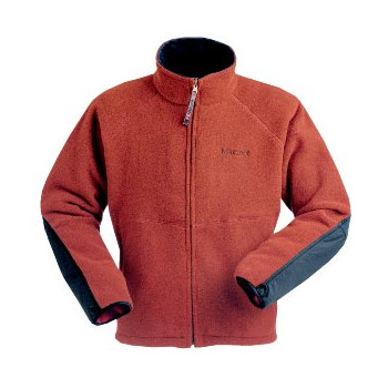 photo: Marmot McCloud Fleece Sweater fleece jacket