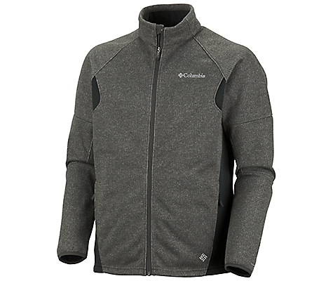 photo: Columbia Wind D-Ny Fleece Jacket fleece jacket