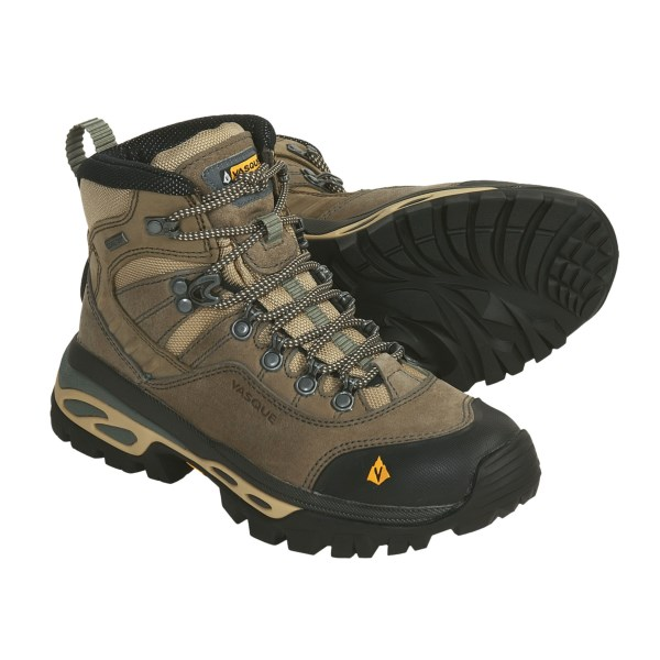 photo: Vasque Zephyr GTX backpacking boot