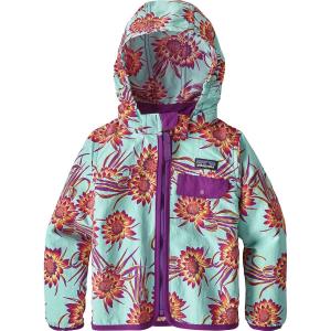 photo: Patagonia Girls' Baggies Jacket wind shirt