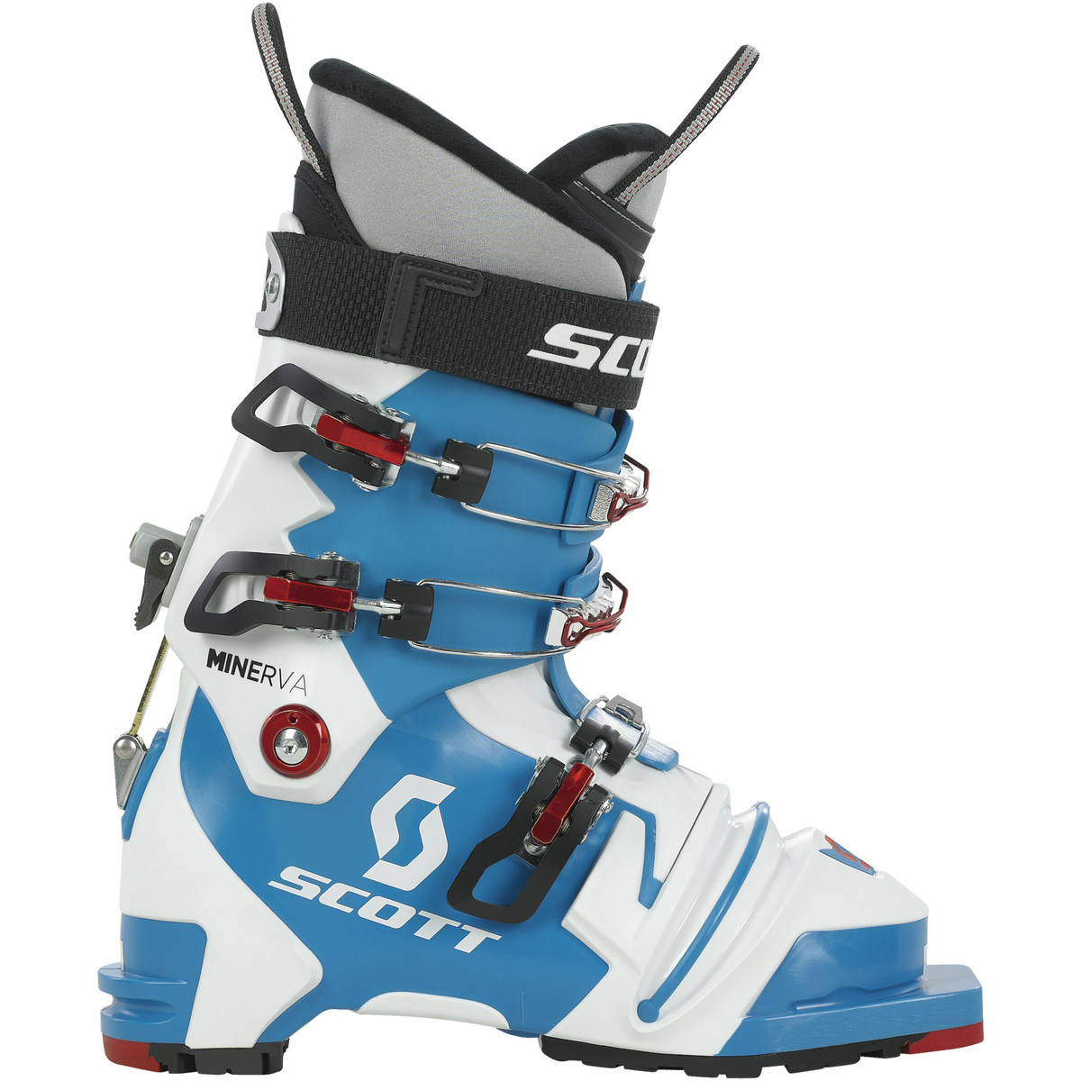 photo: Scott Minerva NTN telemark boot