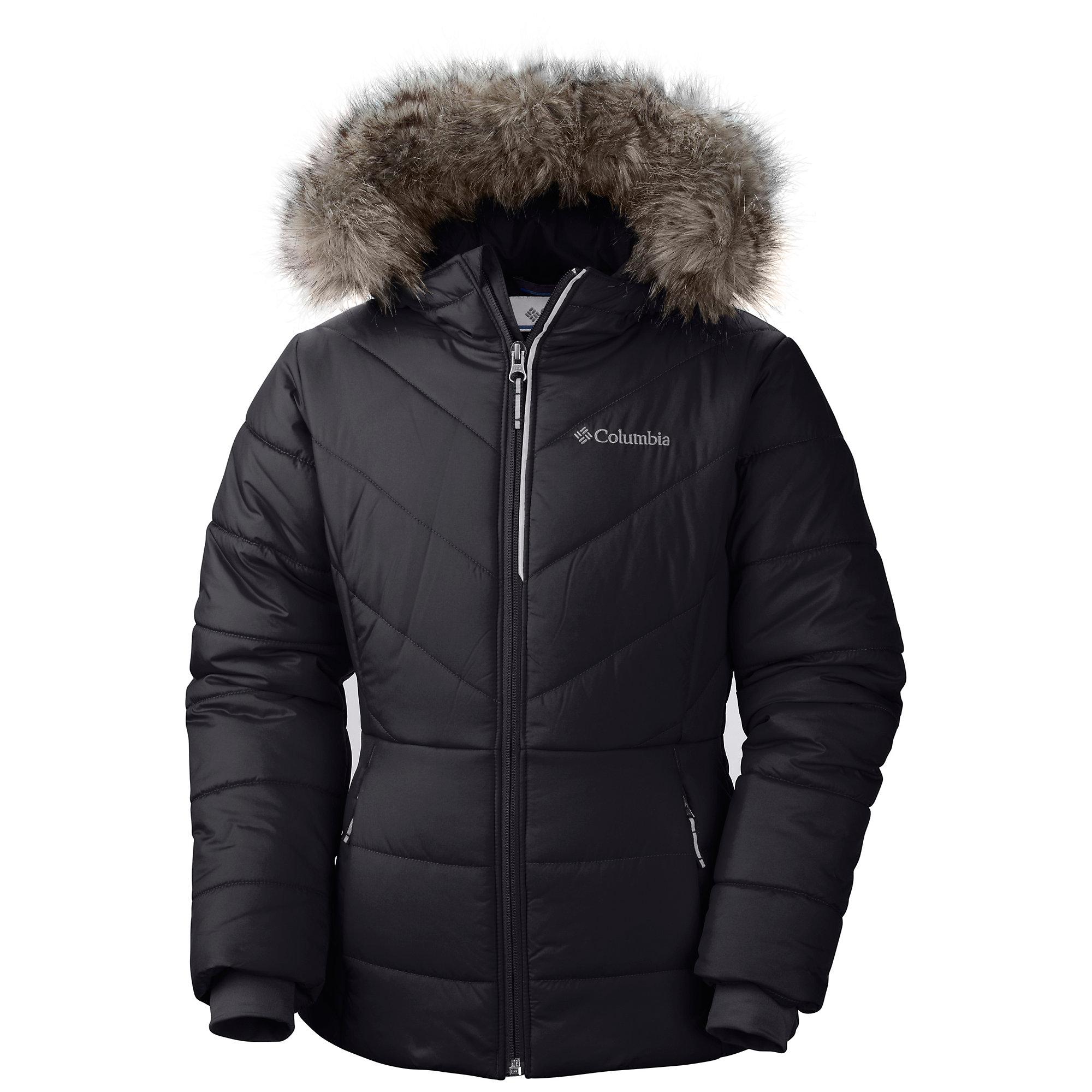 photo: Columbia Katelyn Crest Jacket synthetic insulated jacket