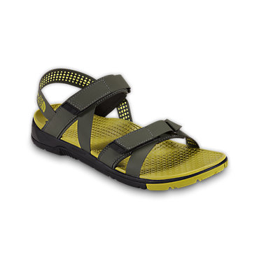 photo: The North Face Men's Greenwater sport sandal