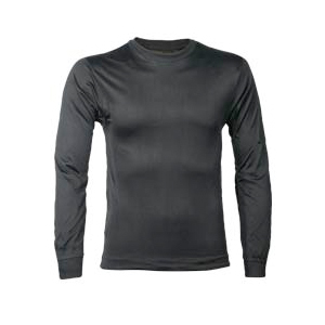 photo: Terramar Women's Silk Crew base layer top