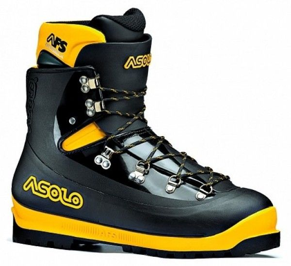 photo: Asolo AFS 8000 mountaineering boot