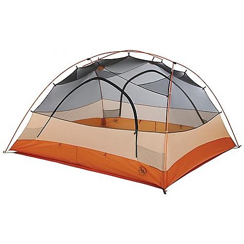 photo: Big Agnes Copper Spur UL4 three-season tent