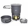photo: Esbit Solid Fuel Stove & Cookset CS585HA