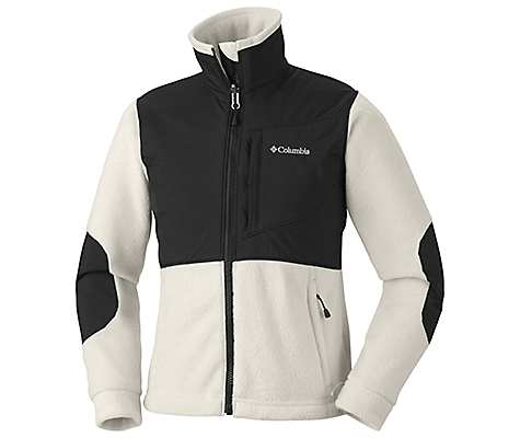 photo: Columbia Benton Creek Fleece fleece jacket