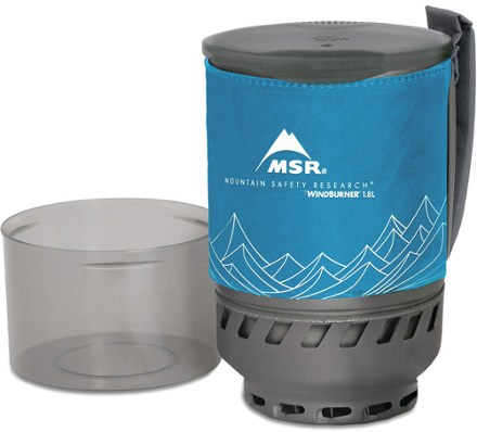 photo: MSR WindBurner Duo Accessory Pot pot/pan