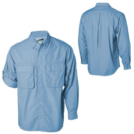 ExOfficio Insect Shield Baja Long-Sleeve Shirt