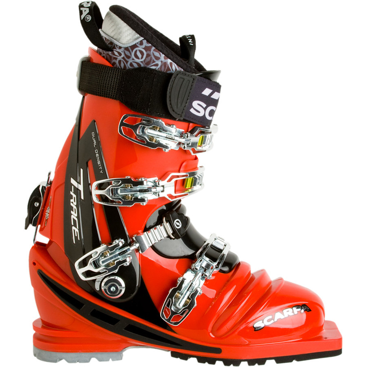 photo: Scarpa T-Race telemark boot