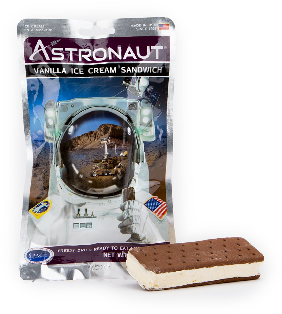 Backpacker's Pantry Freeze-Dried Ice Cream Sandwich