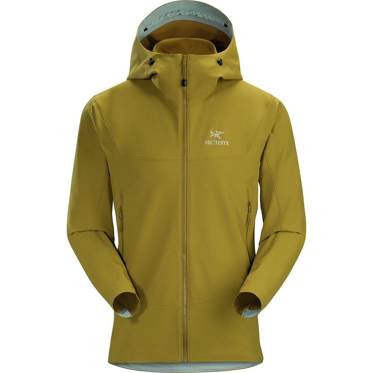 photo: Arc'teryx Gamma LT Hoody soft shell jacket
