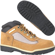 photo: Timberland Kids' Field Boot hiking boot