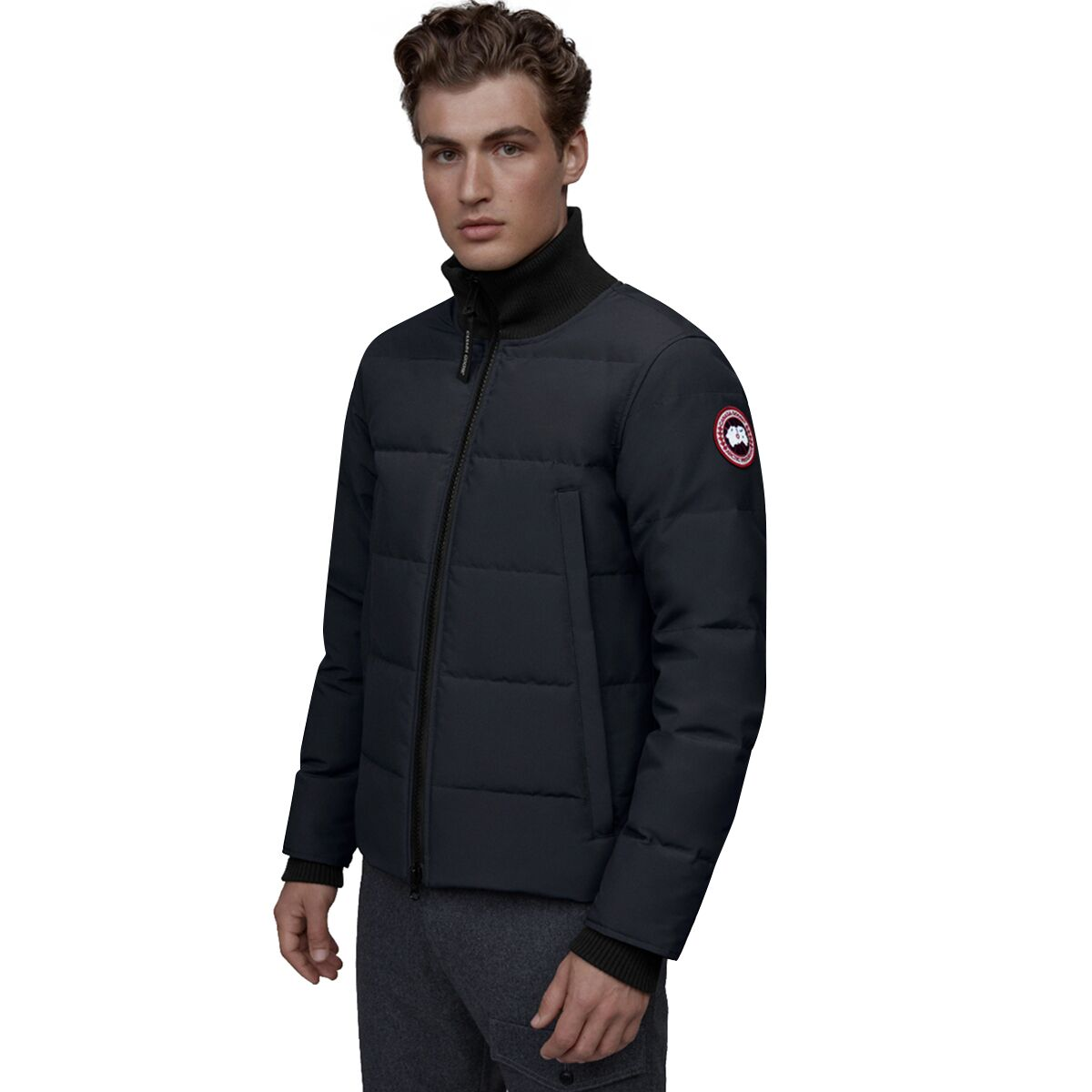 photo: Canada Goose Woolford Coat down insulated jacket