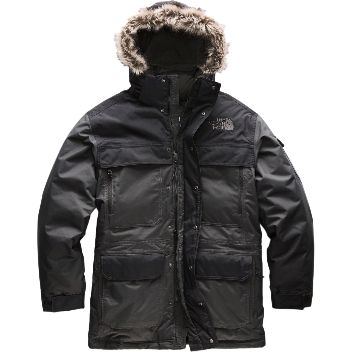 photo: The North Face McMurdo Parka III down insulated jacket