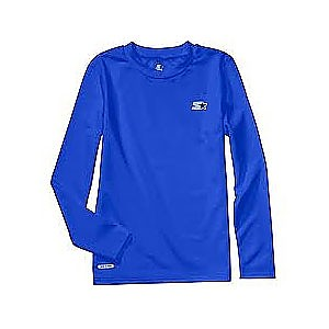 Starter Long-Sleeve Dri-Star Shirt