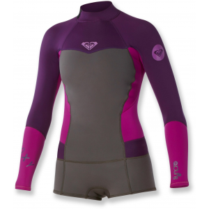 Roxy Syncro 2mm LS Bootie Cut Spring Wetsuit