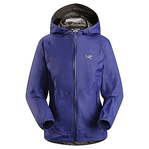 photo: Arc'teryx Consort Jacket waterproof jacket