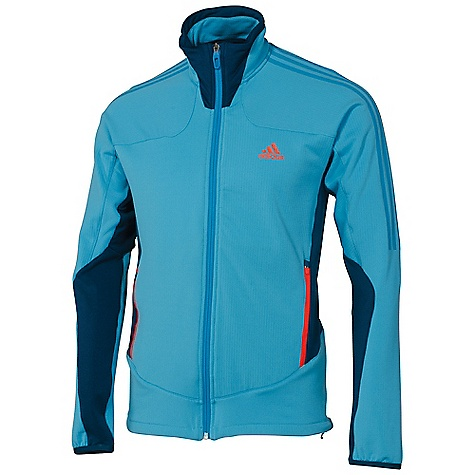 photo: Adidas Terrex Swift Fleece Jacket fleece jacket