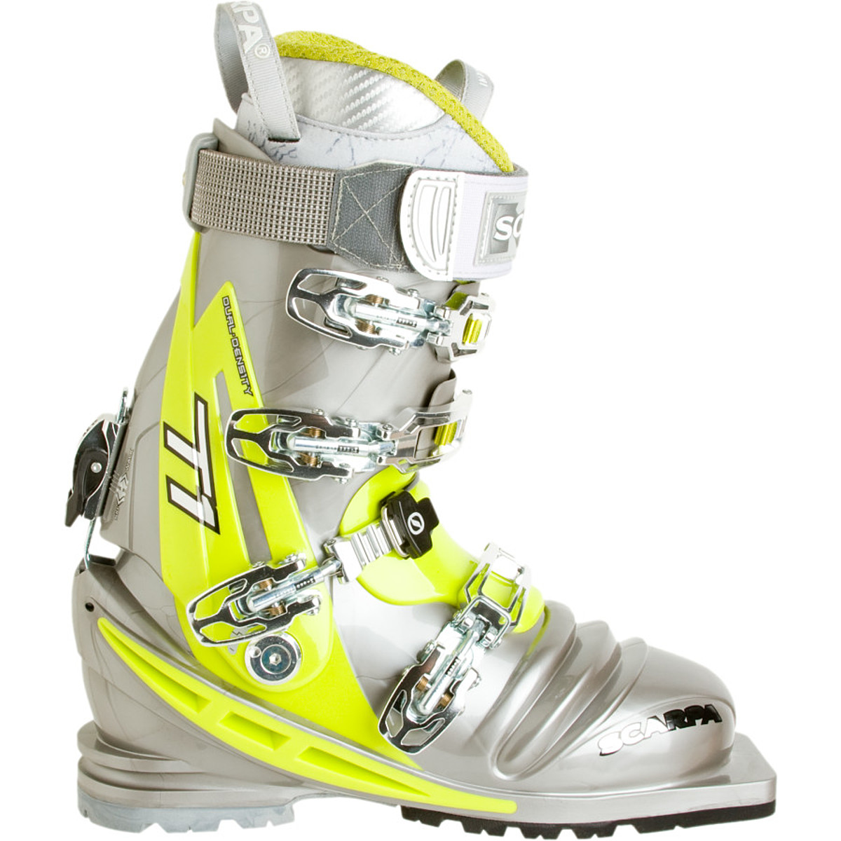 photo: Scarpa Women's T1 telemark boot