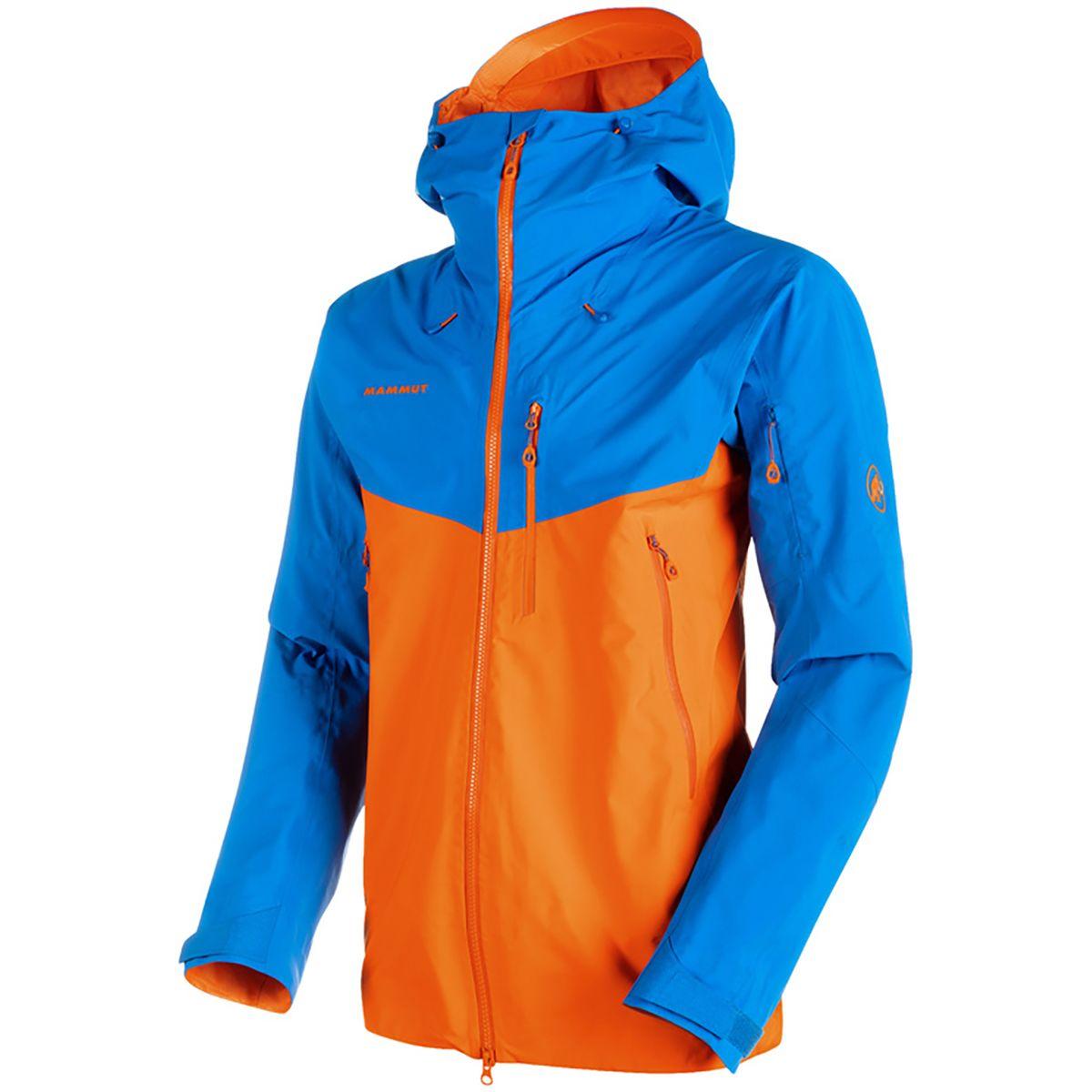 photo: Mammut Nordwand Pro HS Hooded Jacket snowsport jacket